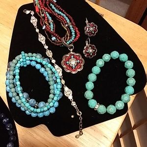 Avon jewelry lot